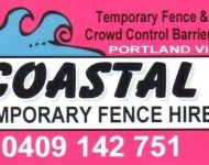 coastal temp fencing